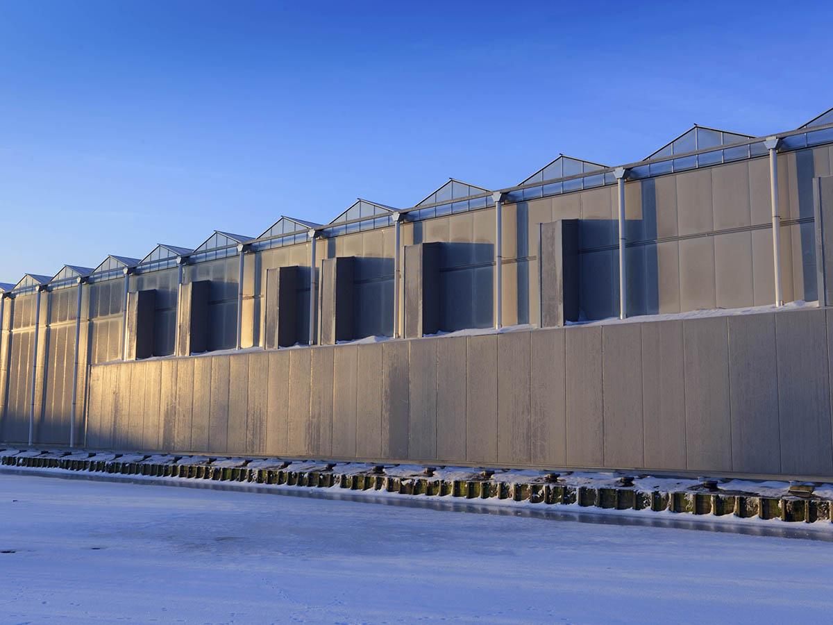 Warmte- en koudeopslag Project