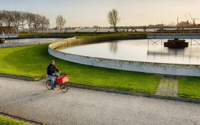 Water AWZI Nieuwe waterweg